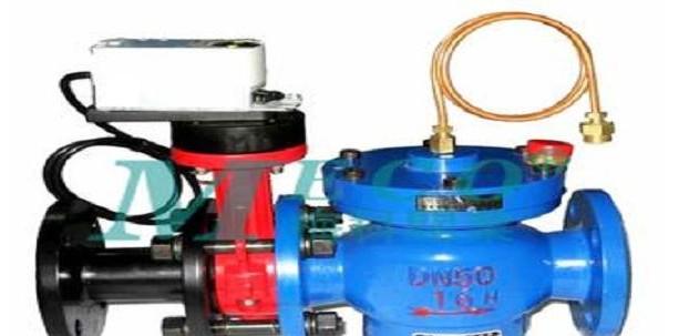 电动调节阀在变流量供热系统中的应用