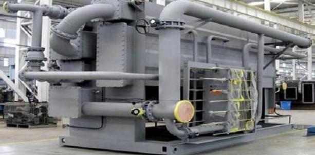 基于吸收式换热的集中供热技术