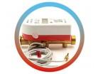 JCRL型15-25预付费超声波冷、热量表