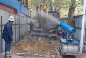 郑州市计划今年改造60多公里老旧热力管网
